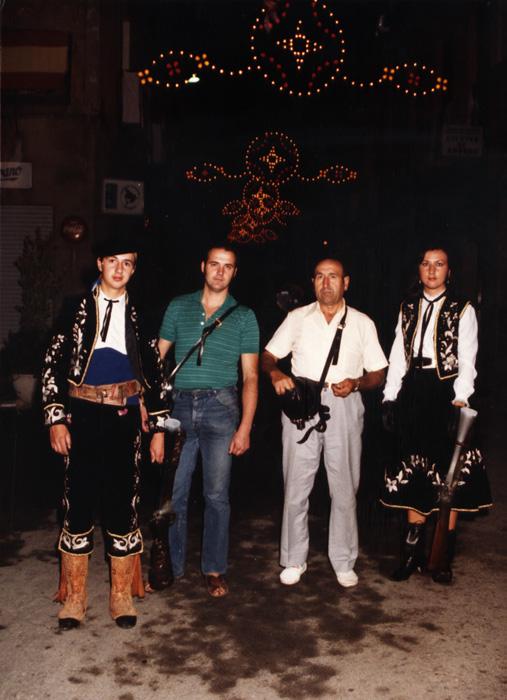 fco. javier y fina vila 1984