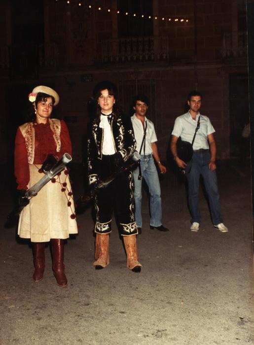 fina vila y rosi gimeno 1983