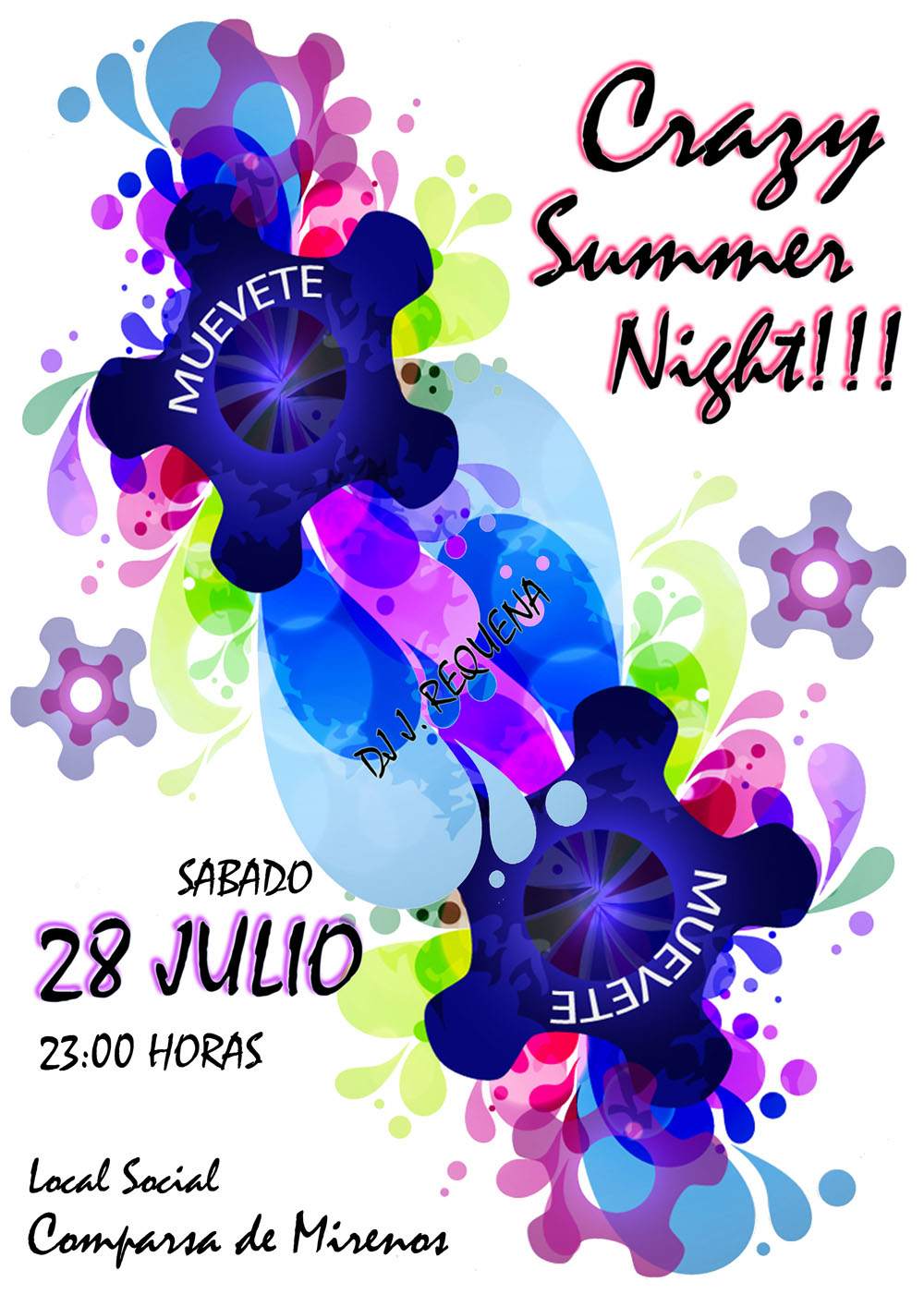 fiesta crazy summer night 28-12-2012