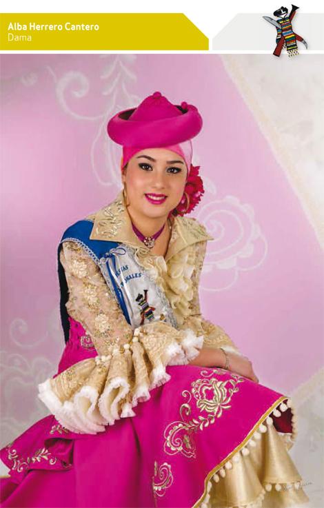 dama alba herrero cantero 2015